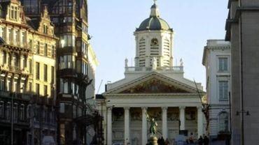 Réaménagement en vue pour Place Royale à Bruxelles