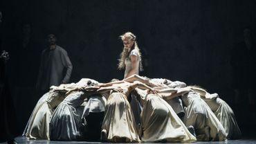 """Giselle"" d'Akram Khan à l'Opera Ballet Vlaanderen"