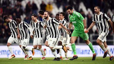Nouvelle victoire pour la Juventus