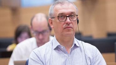 Eric Massin démissionne de la présidence de la Fédération Socialiste de Charleroi