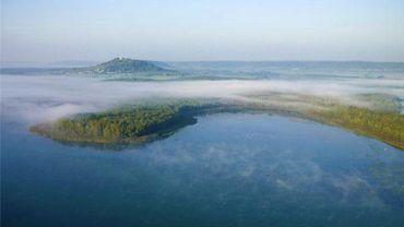 Le lac de Madine. Crédit photo www.tourisme-lorraine.fr