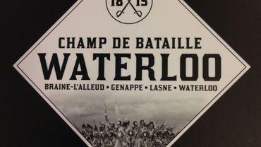 Un nouveau logo pour mieux identifier le champ de bataille et ses attractions
