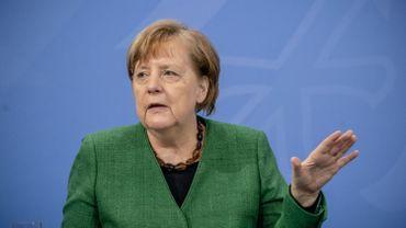 Coronavirus : Angela Merkel soutient la menace de l'Union européenne de bloquer les exportations du vaccin AstraZeneca