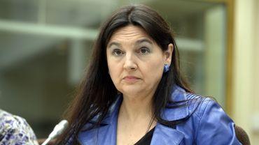 Marie-Christine Marghem, ministre fédérale de l'Energie.
