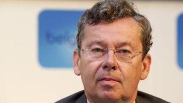 Belgacom: Didier Bellens met un terme au contrat de Concetta Fagard