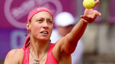 Yanina Wickmayer quitte le top 50