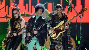Prince en concert