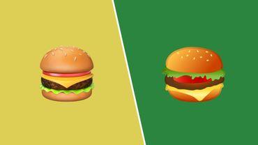 Pour le PDG de Google, la modification de l'émoji cheeseburger devient une priorité