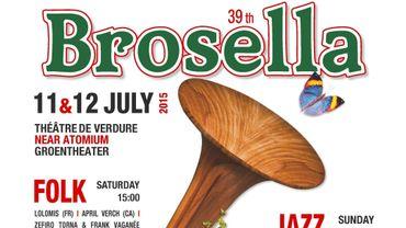 Succès de la 39e édition du festival bruxellois de folk et jazz Brosella