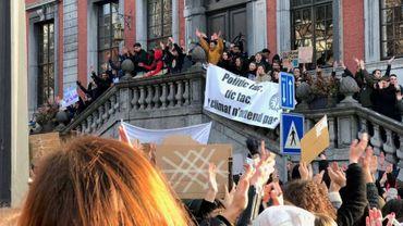 Nouvelle manifestation pour le climat ce dimanche à Liège