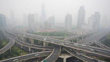 Climat: les émissions de la Chine à leur maximum d'ici 2025