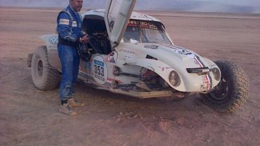 Stéphane Henrard abandonne au Dakar
