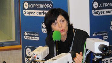 Joëlle Milquet dans Matin Première