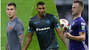 Le mercato est lancé : Anderlecht se cherche déjà une défense, Bruges prépare l'après Wesley