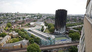 """L'incendie de la tour Grenfell aurait pu être """"évité"""", selon le maire de Londres"""