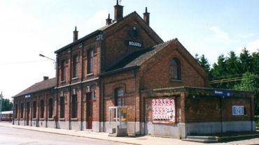 La gare de Boussu avait fermé ses portes voici dix ans déjà...