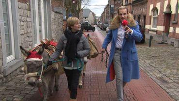 Fanny retrouve son complice Max pour cette étape du Viva ofr Life Tour