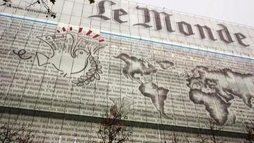 Siège du journal à Paris