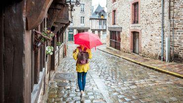 Le climat breton, un parapluie contre l'épidémie?