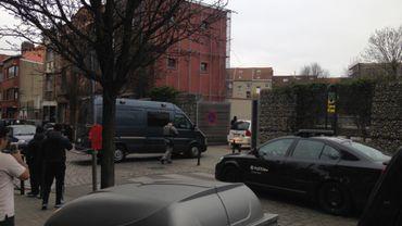 Un assaut a été donné rue des Quatre-Vents à Molenbeek