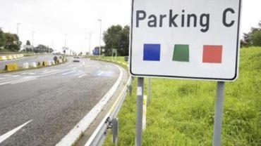 L'objectif est de ne pas limiter l'étude au parking C et à la périphérie flamande au nord de la capitale.