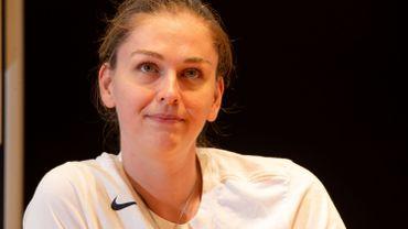 WNBA: Emma Meesseman a pris l'ascendant sur Julie Allemand lors de la première journée