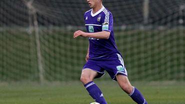 Leander Dendoncker prolonge à Anderlecht jusqu'en 2016
