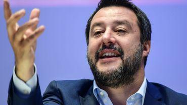 Italie: nouvelle directive de Salvini contre les ONG secourant les migrants