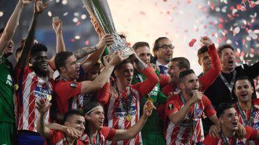 L'Atlético Madrid remporte l'Europa League et brise le rêve marseillais