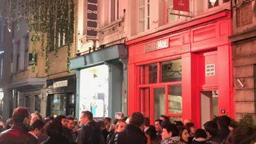 Le Dolle Mol, le café anarchiste bruxellois est rouvert
