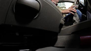 Les automobilistes plus prudents quand leur conduite est enregistrée