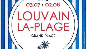 La plage revient dans le centre de Louvain-la-Neuve du 3 juillet au 2 août