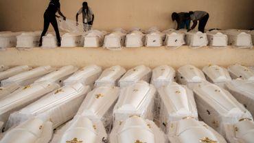 Le génocide fera 800.000 morts selon l'ONU.