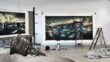 """How to Unlock a Portal"" par Jacob Felländer au MOCA (Miami)"