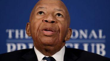 Procédure de destitution de Trump - Décès du président démocrate de la commission d'enquête de la Chambre Elijah Cummings