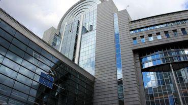 """Le fameux """"Caprice des Dieux"""" qui abrite le Parlement européen."""
