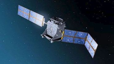 L'un des éléments du dispositif Galileo