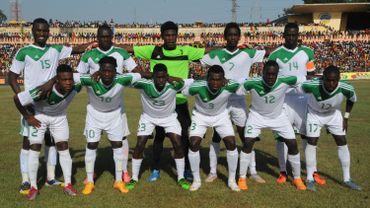 L'équipe du Malawi en 2016