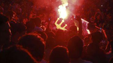 Diables rouges: partagez vos photos et vidéos de cette demi-finale historique