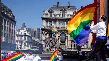 La Belgian Pride fête ses 20 ans.