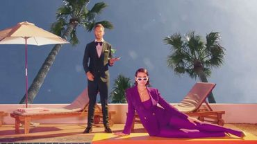 One Kiss : l'entrée fulgurante de Calvin Harris et Dua Lipa dans le Tip Top !