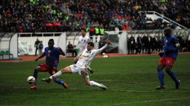 Le Kosovo fait match nul avec Haïti pour son premier match officiel
