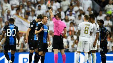 Ruud Vormer suspendu trois rencontres après son rouge reçu contre le Real Madrid