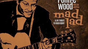 Ron Wood: hommage à Chuck Berry