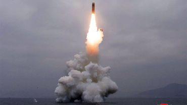 """Un nouvel essai """"très important"""" a été mené par la Corée du Nord."""