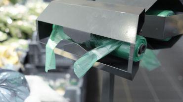 Les sacs en plastique bientôt bannis des marchés de la Région bruxelloise