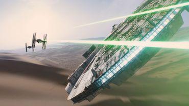 Star Wars. Star Wars.