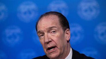 Coronavirus dans le monde: le président de la Banque mondiale demande une réduction de la dette des pays pauvres