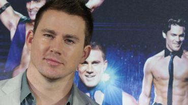 """Channing Tatum tourne actuellement dans """"22 Jump Street"""", la suite de la comédie policière inspirée de la série """"21 Jump Street"""""""