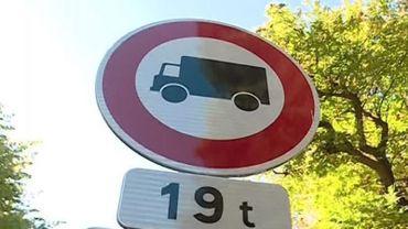 La Région flamande refuse que la bretelle d'autoroute soit utilisée pour sortir du parc d'entreprises (illustration).
